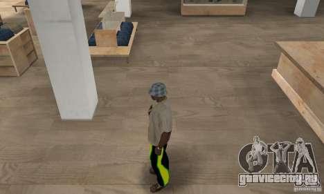 Брюки для GTA San Andreas второй скриншот