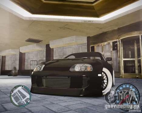TOYOTA JZA80 SUPRA для GTA 4