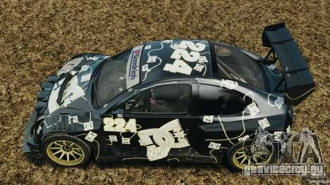 Colin McRae BFGoodrich Rallycross для GTA 4 вид справа