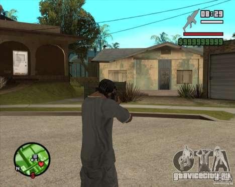 End Of Days: XM8 (HD) для GTA San Andreas третий скриншот