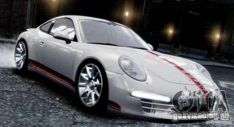 Porsche 911 (991) EPM для GTA 4