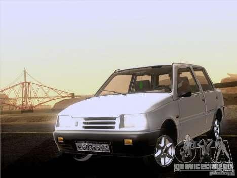 ВАЗ 1111 Ока Седан для GTA San Andreas