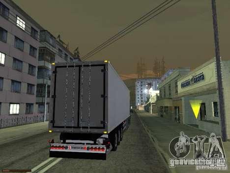Фары прицепа v3.0 для GTA San Andreas второй скриншот
