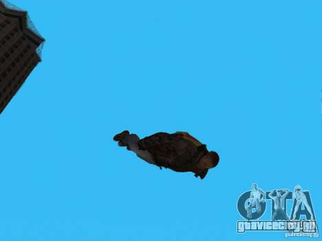 James Heller из Prototype 2 для GTA San Andreas третий скриншот