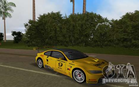BMW M3 GT2 для GTA Vice City