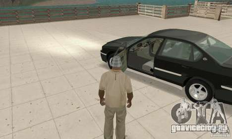 Chevrolet Impala 2003 для GTA San Andreas вид сзади