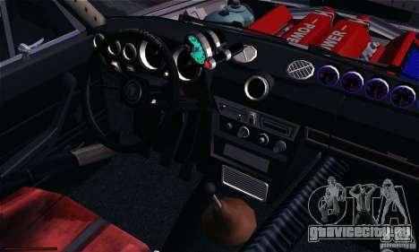 ВАЗ 2106 Turbo для GTA San Andreas вид справа