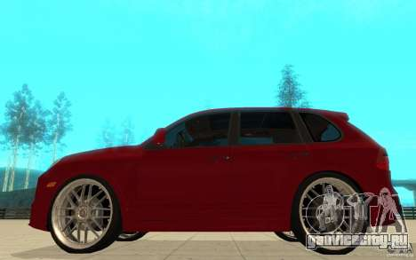 Rim Repack v1 для GTA San Andreas девятый скриншот