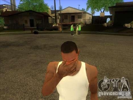 Facepalm Mod для GTA San Andreas третий скриншот