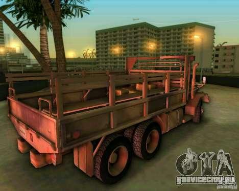 M352A для GTA Vice City вид сзади слева