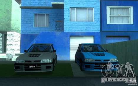 Nissan Pulsar GTI-R (RNN14) для GTA San Andreas вид слева