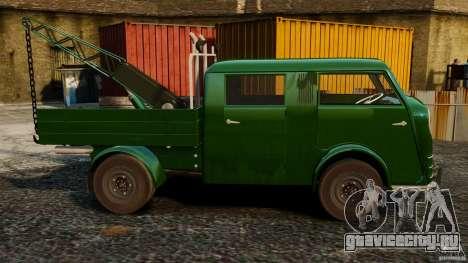 Tempo Matador 1952 для GTA 4 вид слева