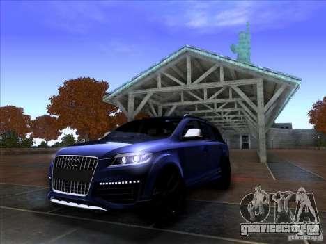 Realistic Graphics HD 2.0 для GTA San Andreas
