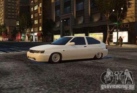 ВАЗ 2112 Купе для GTA 4