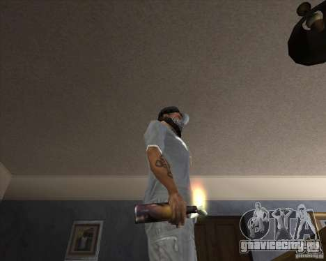 Jarra Mono Arsenal v1.2 для GTA San Andreas восьмой скриншот