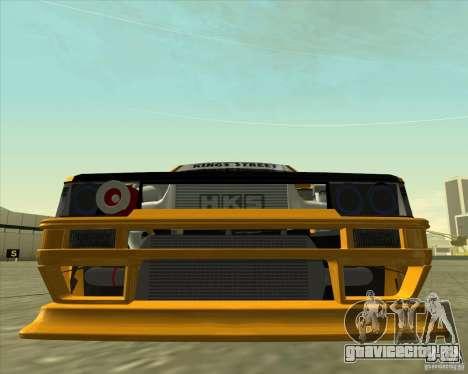 Toyota AE86 Levin для GTA San Andreas вид сбоку