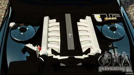 BMW 750iL E38 Light Tuning для GTA 4 вид изнутри