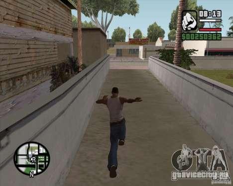 GTA 4 Anims for SAMP v2.0 для GTA San Andreas третий скриншот