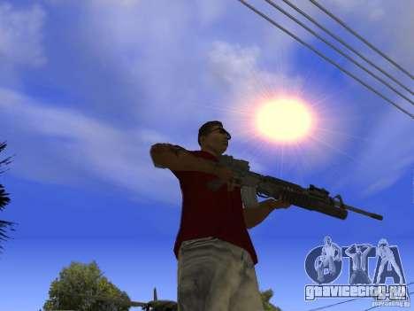 M4 Arma для GTA San Andreas