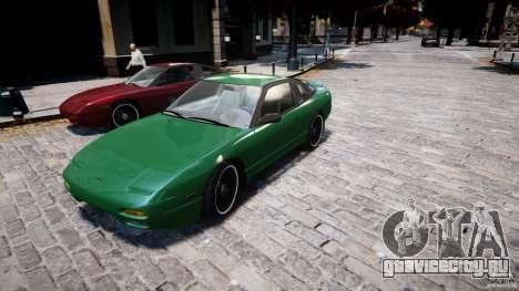 Nissan 240sx v1.0 для GTA 4 колёса