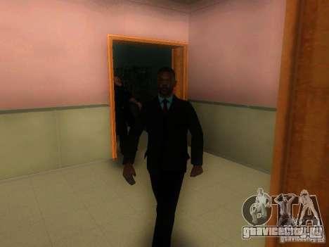 Вход в полицейскую зону в Сан Фиеро для GTA San Andreas четвёртый скриншот