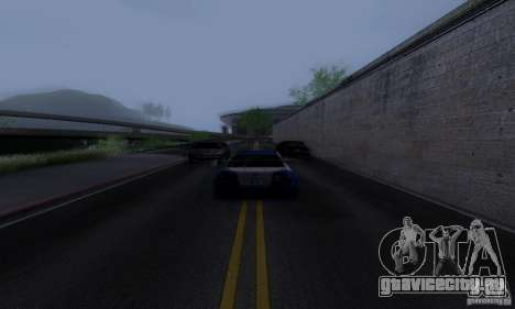 ENB Reflection Bump 2 Low Settings для GTA San Andreas шестой скриншот