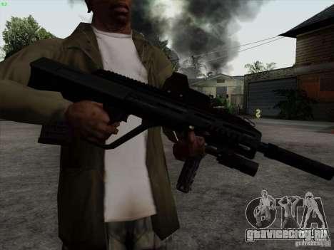 AUG-A3 Special Ops Style для GTA San Andreas третий скриншот