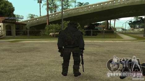Roach from CoD MW2 для GTA San Andreas второй скриншот