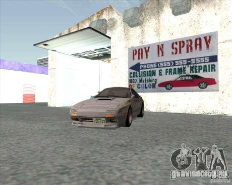 Mazda Savanna RX-7 FC3S для GTA San Andreas