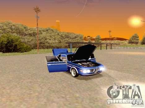 BMW 30 CSL Drift для GTA San Andreas вид справа