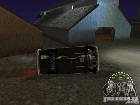 ВАЗ 2101 Реставрированный для GTA San Andreas вид сбоку