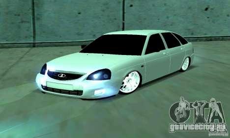 Lada Priora Ukraine для GTA San Andreas