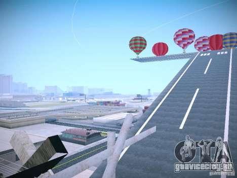 Возможность замены timecyc в SA:MP для GTA San Andreas четвёртый скриншот