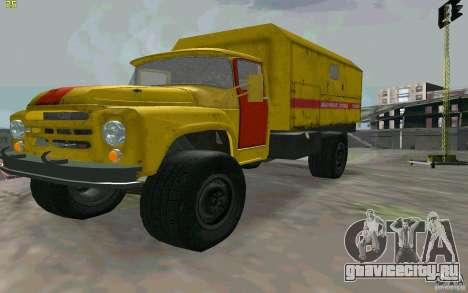 ЗиЛ 130 Ночной дозор для GTA San Andreas