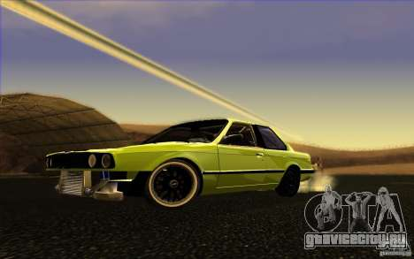 BMW E30 2.7T для GTA San Andreas