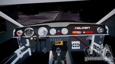 Ford Shelby GT500 2010 для GTA 4 вид справа