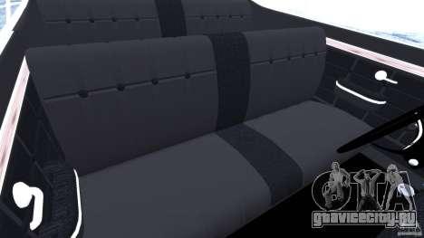 Chevrolet Opala Gran Luxo для GTA 4 вид изнутри