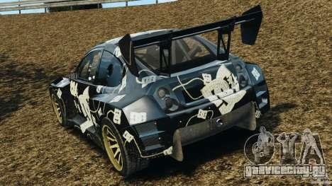 Colin McRae BFGoodrich Rallycross для GTA 4 вид сзади слева
