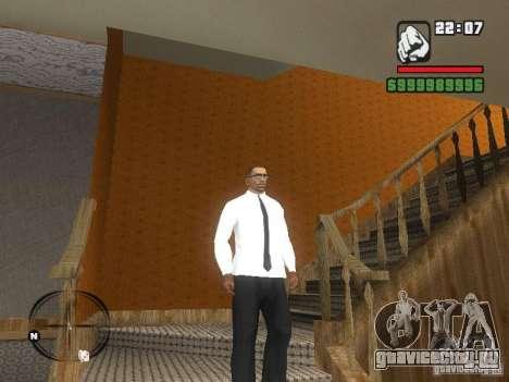 Рубашка с Галстуком для GTA San Andreas