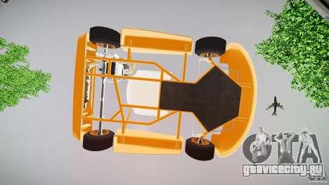 Karting для GTA 4 вид сверху