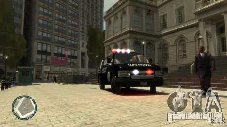 Noose Van V3 для GTA 4 вид сзади слева