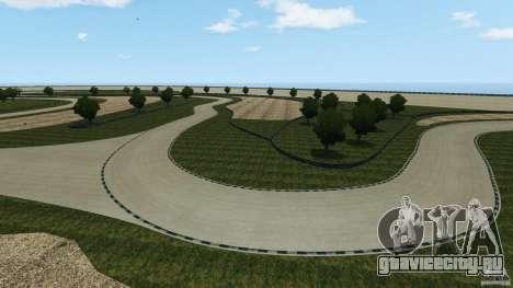 Dakota Raceway [HD] Retexture для GTA 4 девятый скриншот