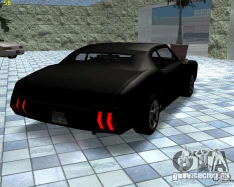 Новые текстуры машин для GTA San Andreas второй скриншот