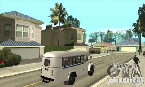 КАвЗ - 39766 для GTA San Andreas вид справа