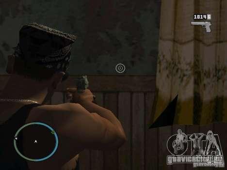 Камера из GTA IV 1.0 для GTA San Andreas второй скриншот