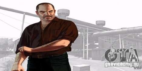 Экраны загрузки из GTA IV v.2.0 для GTA San Andreas восьмой скриншот