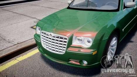 Chrysler 300C SRT8 Tuning для GTA 4 вид сбоку