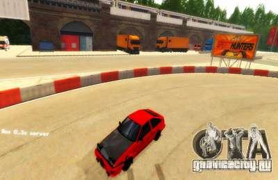 Лондон Drift для GTA San Andreas второй скриншот