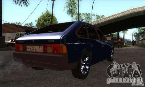 АЗЛК 2141 People Edition для GTA San Andreas вид справа