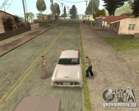 More Hostile Gangs 1.0 для GTA San Andreas шестой скриншот